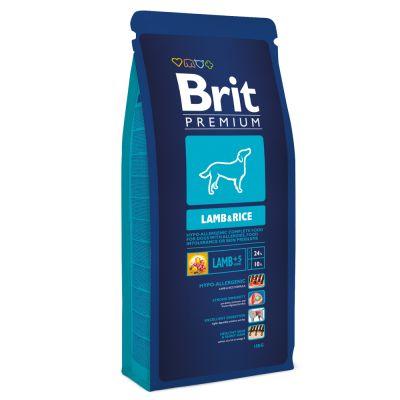 Brit Premium, Jagnięcina i ryż