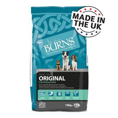 Burns Adult & Senior Original - Fish & Brown Rice
