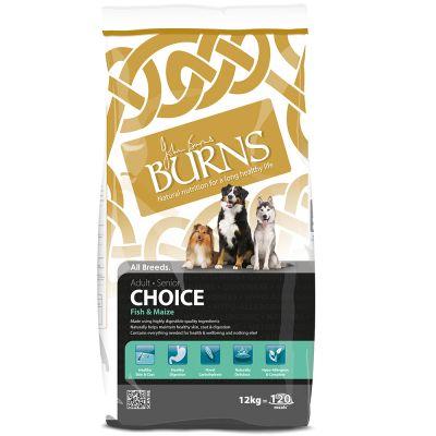 Burns Choice Adult & Senior - Fish & Maize