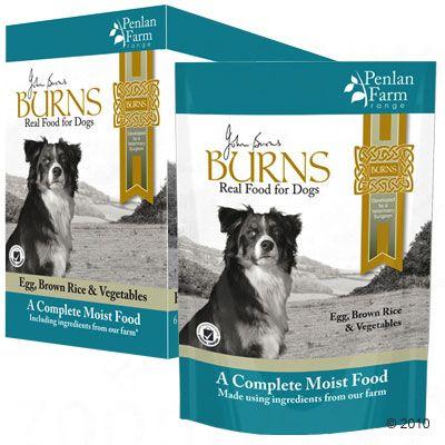 Burns Penlan Farm Range - Egg, Brown Rice & Vegetables