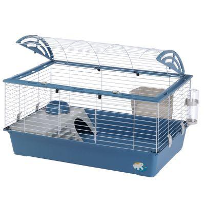 Cage Casa 100 Ferplast pour lapin et cochon d'Inde