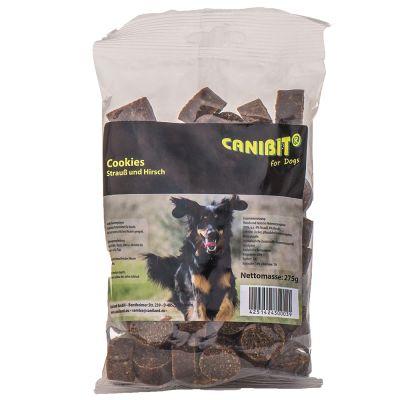 CANIBIT - cookies struzzo e cervo