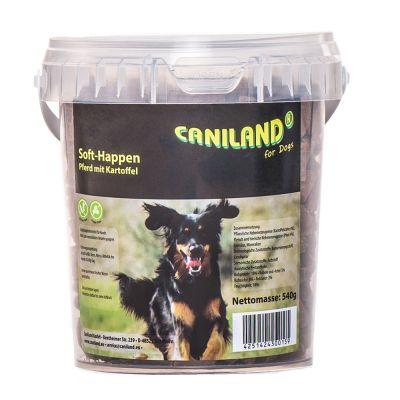 Caniland Soft bocconcini di cavallo senza cereali