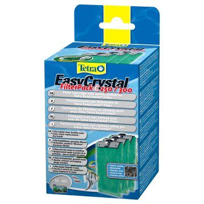 Cartucce filtranti Tetratec EasyCrystal Filter Pack C250/300