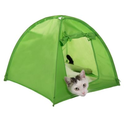 Cat C& Tent  sc 1 st  Zooplus & Cat Camp Tent | Great Cat Accessories at zooplus