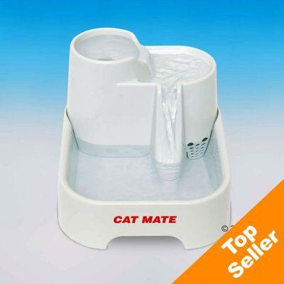 Cat Mate Pet Fountain Free P Amp P 163 29 At Zooplus