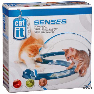 Catit Design Senses Spielschiene inkl. Ball