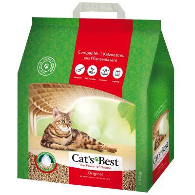 Cat's Best EcoPlus Original, żwirek zbrylający