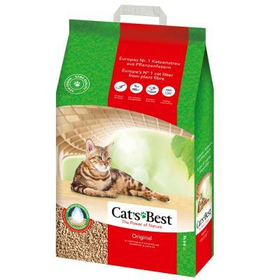 Cats Best Eko Plus (ÖkoPlus) / Original pesek za mačke