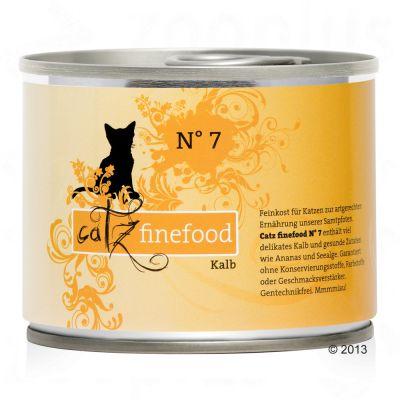 catz finefood Dose 6 x 200 g