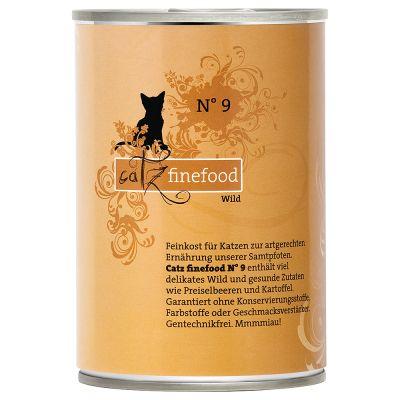catz finefood Dose 6 x 400 g