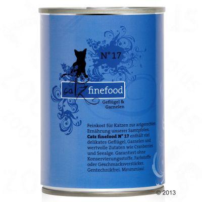 catz finefood 12 x 400 g