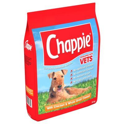 Chappie Dry Dog Food Feeding Guide