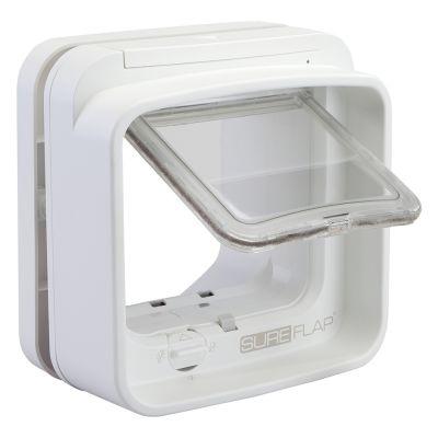 Chatière à puce électronique SureFlap DualScan pour chat