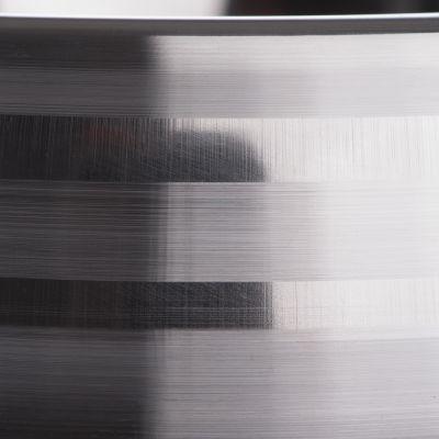 Ciotola in acciaio Silver line Silver Premium