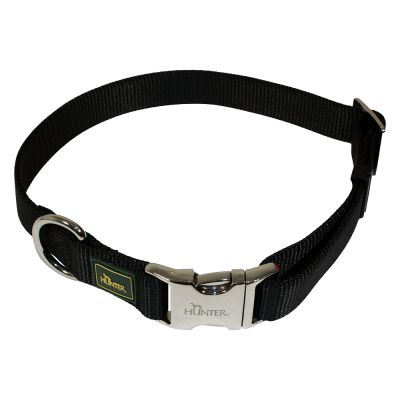 Collare Hunter Vario Basic Alu-Strong Black