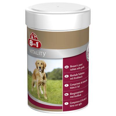 8in1 vitality levure de bi re compl ment alimentaire pour chien zooplus. Black Bedroom Furniture Sets. Home Design Ideas