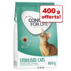 1 + 1 Concept for Life Sterilised Cats