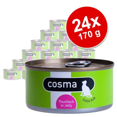 Cosma Original in gelatina 24 x 170 g