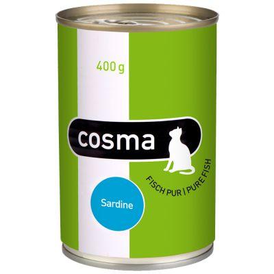 Cosma Original in gelatina 12 x 400 g