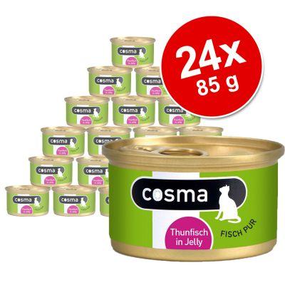Cosma Original in gelatina 24 x 85 g
