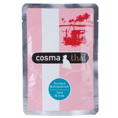 Cosma Thai in busta 6 x 100  g
