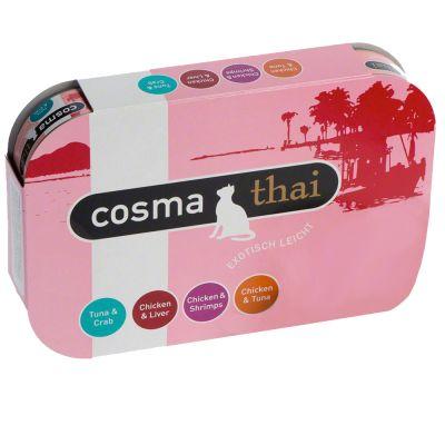 Cosma Thai in gelatina 48 x 170 g