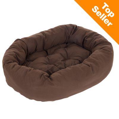 Schöne Hundebetten cozy hundebett mocca günstig kaufen bei zooplus