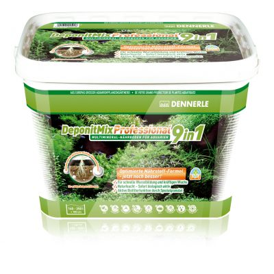 Dennerle DeponitMix Professional 9in1 Bodengrund