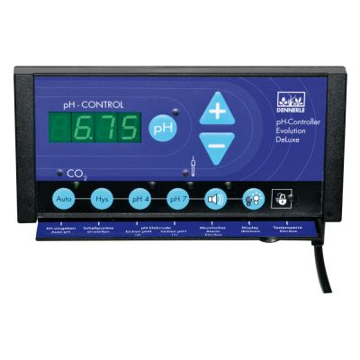 dennerle profi line ph controller evolution deluxe at zooplus. Black Bedroom Furniture Sets. Home Design Ideas
