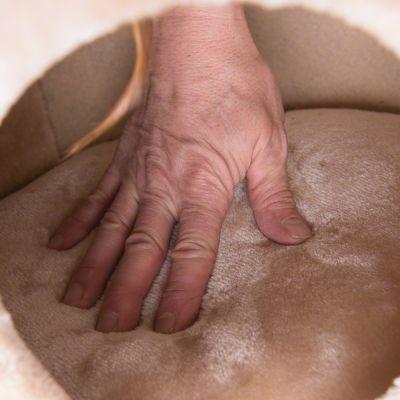 Diogenes Scratching Barrel - M