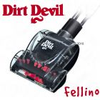 Dirt Devil Fellino Pet Hair Mini Turbo Brush