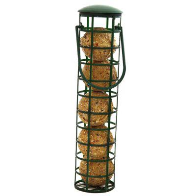 Distributeur de boules de graisse pour oiseaux sauvages