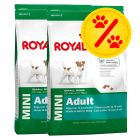 Dubbelpack Royal Canin Size Mini