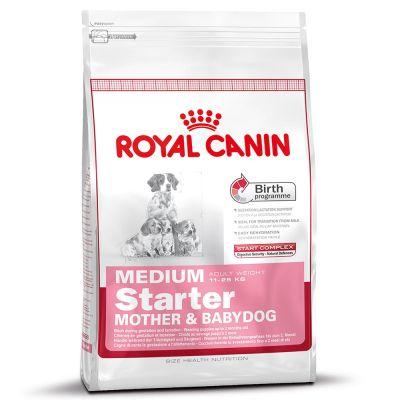 Dubbelpak: 2 x grote zak  Royal Canin Size Medium Hondenvoer