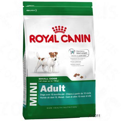 Dubbelpak: 2 x grote zak Royal Canin Size - Mini Hondenvoer
