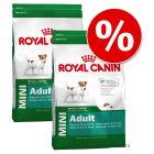 Dwupak Royal Canin Mini