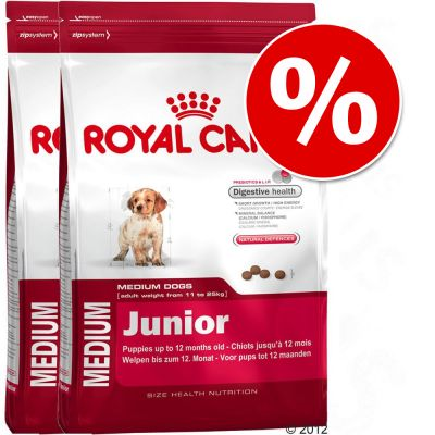 Ekonomično pakiranje: Royal Canin Size