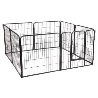 enclos pour chien prix avantageux chez zooplus enclos en m tal pour chiot. Black Bedroom Furniture Sets. Home Design Ideas
