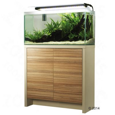 fluval fresh ensemble aquarium sous meuble zooplus. Black Bedroom Furniture Sets. Home Design Ideas