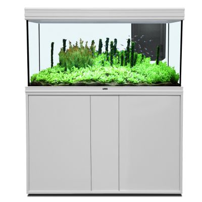 aquatlantis fusion 120x50 led ensemble aquarium sous meuble zooplus. Black Bedroom Furniture Sets. Home Design Ideas