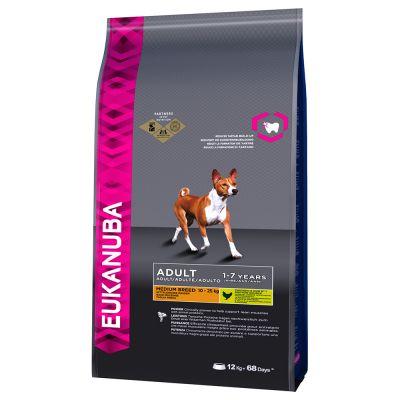 Eukanuba Adult  Medium Breed Kip Hondenvoer