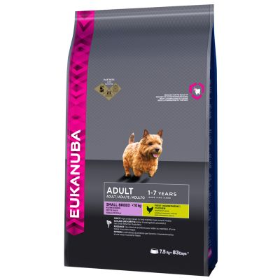 Eukanuba Adult Small Breed Kip Hondenvoer