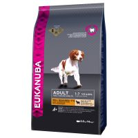 Eukanuba Adult Small / Medium Breed  Lamb & Rice