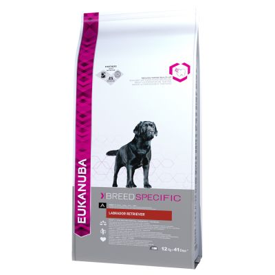 Eukanuba Breed Specific Labrador Retriever Hondenvoer
