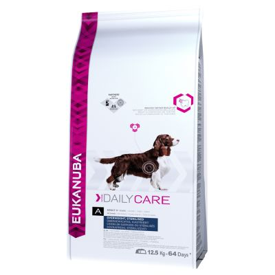 Eukanuba Daily Care - Overweight & Sterilized