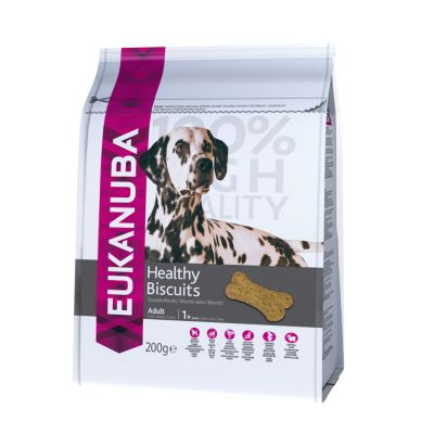 Eukanuba Healthy Biscuits pour chien