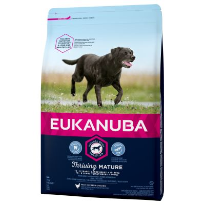 Eukanuba Large Breed Mature & Senior