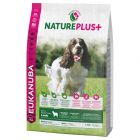 Eukanuba NaturePlus+ Adult Medium Dog, agneau