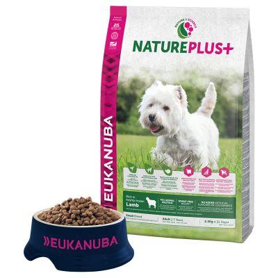 Eukanuba NaturePlus+ Adult Small Dog Lam Hondenvoer